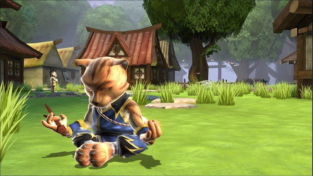 Screenshot from Legend of Kay Anniversary (5/5)