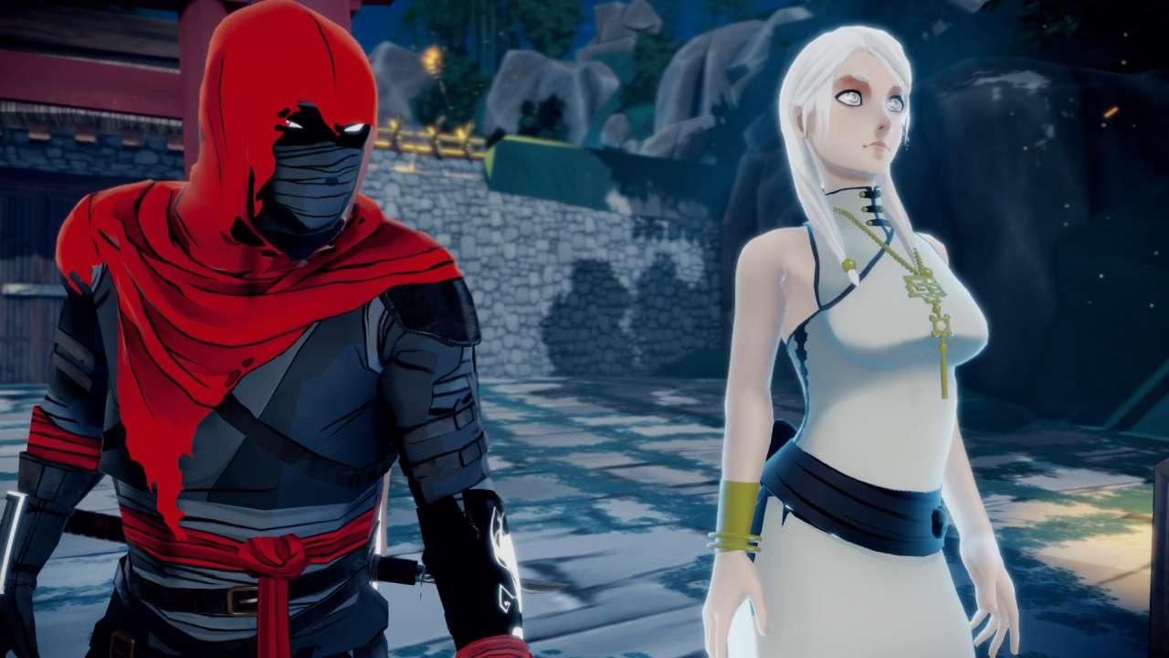 Screenshot from Aragami (3/6)