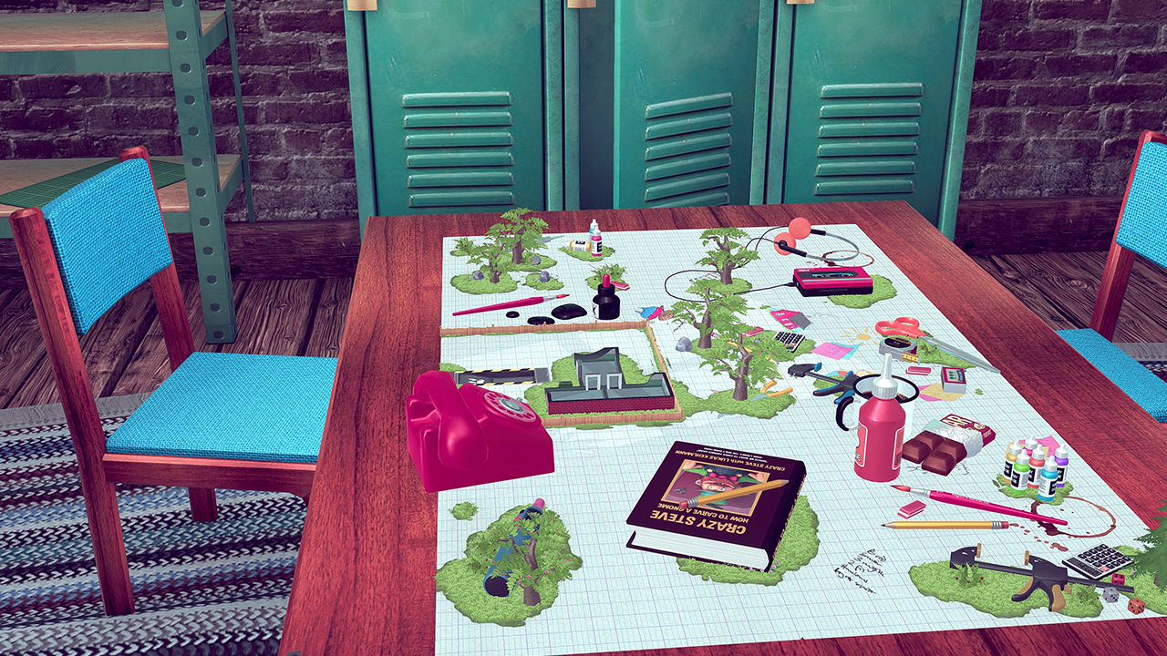 Screenshot from Little Big Workshop (1/5)
