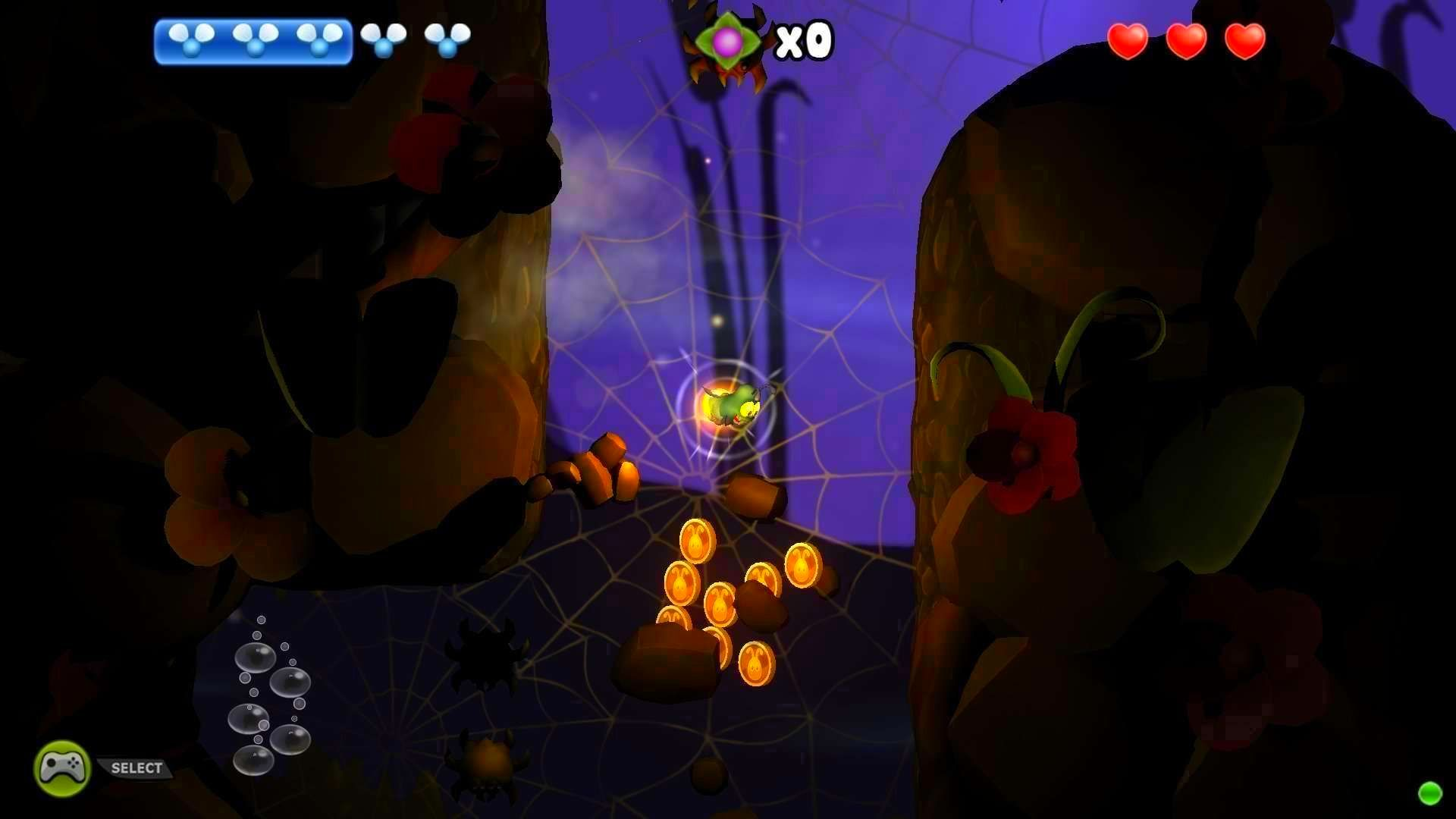 Screenshot from Shiny The Firefly (2/6)