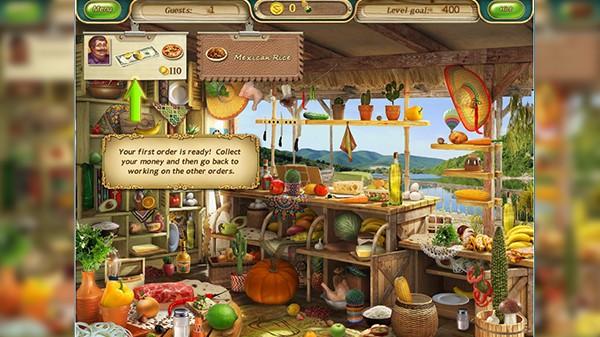 Screenshot from Gourmania 3: Zoo Zoom (5/5)