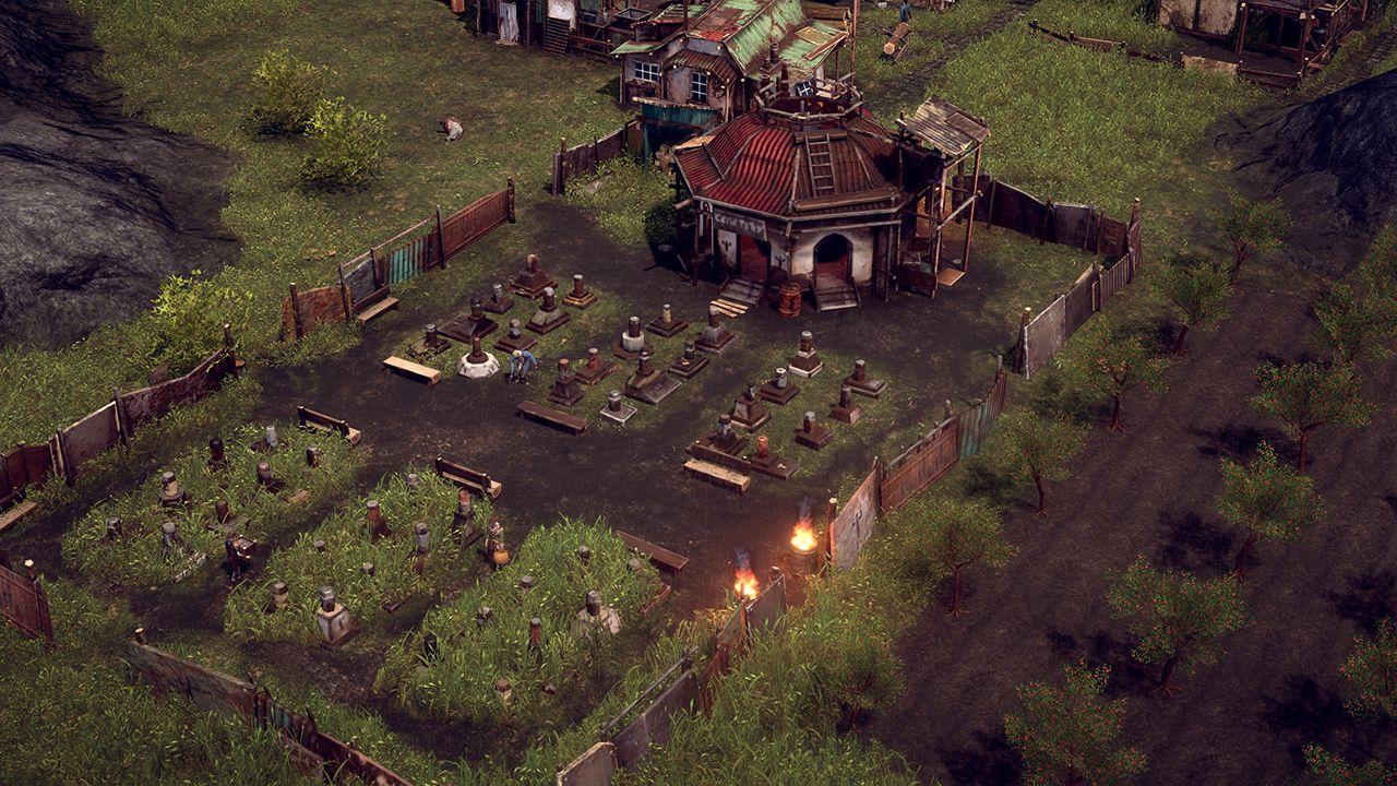Screenshot from Endzone - A World Apart (10/10)