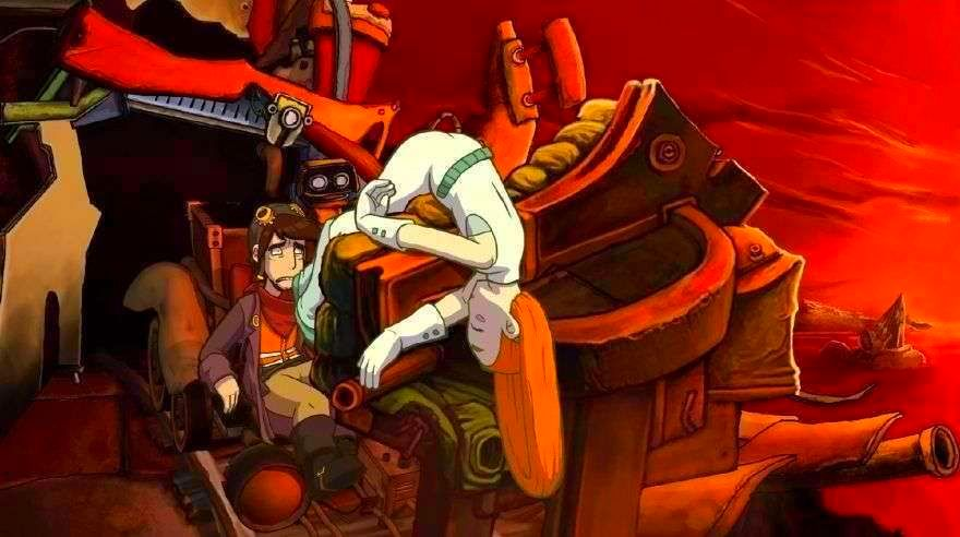 Screenshot from Deponia (1/5)
