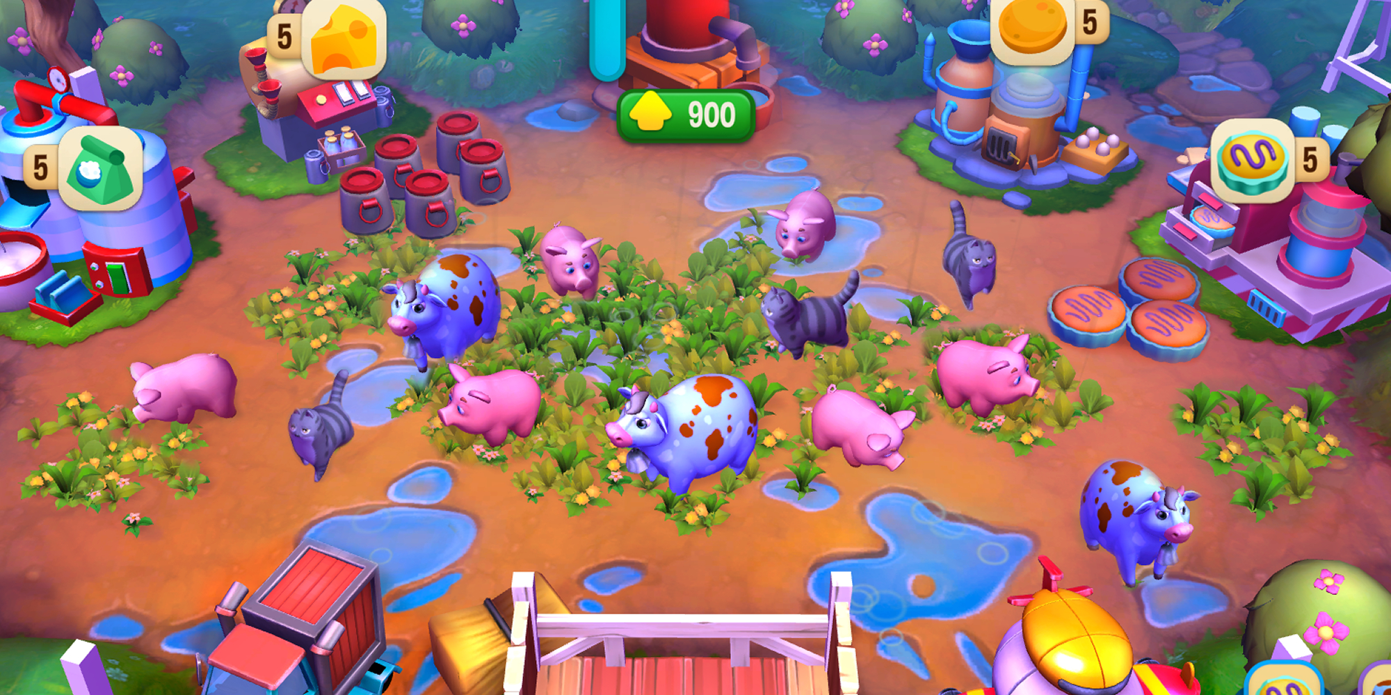 Farm Frenzy: Refreshed Collector's Edition