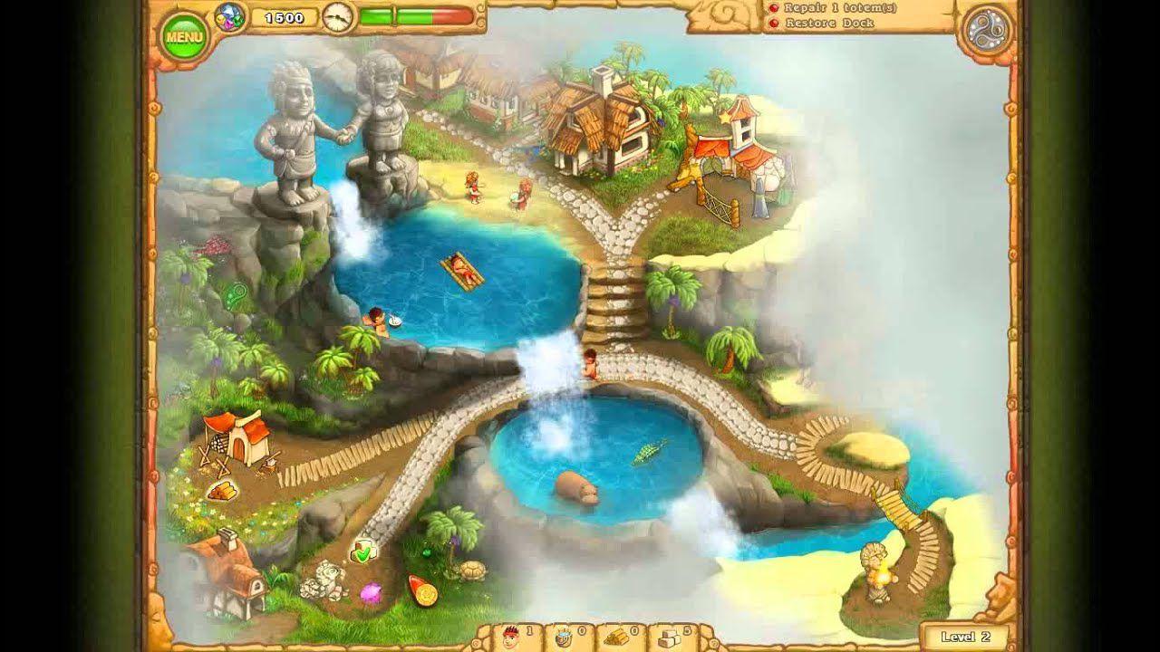 Screenshot from Island Tribe 4 (3/6)
