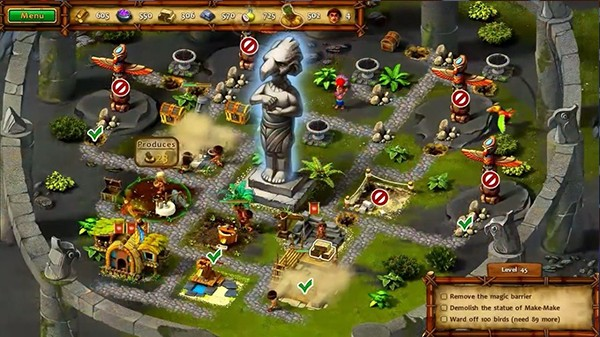 Screenshot from Moai 4: Terra Incognita Collector's Edition (5/6)