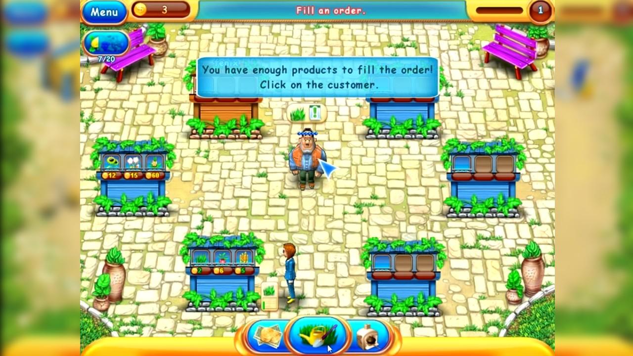 Screenshot from Virtual Farm 2 (4/6)