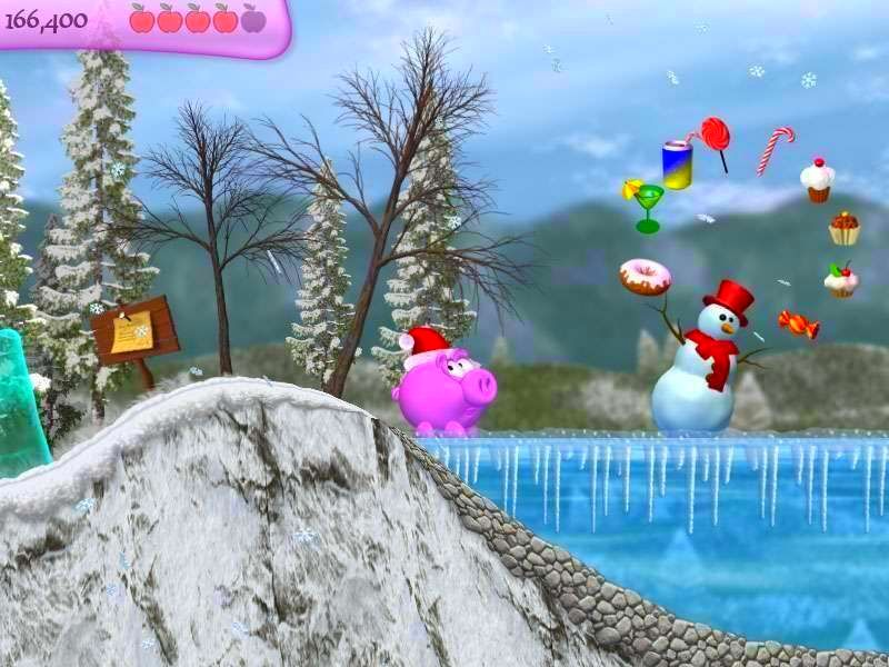 Screenshot from Piggly (6/8)