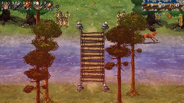 Screenshot from Tribal Pass (3/9)