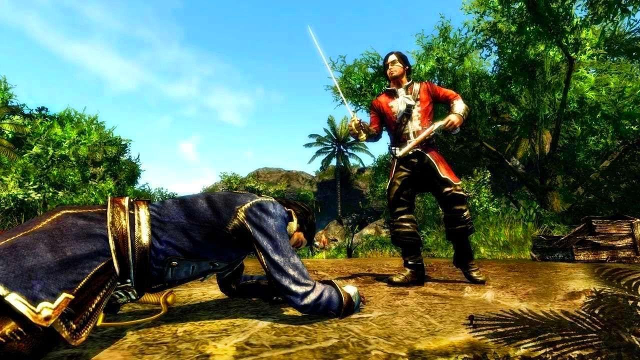 Screenshot from Risen 2: Dark Waters (2/10)