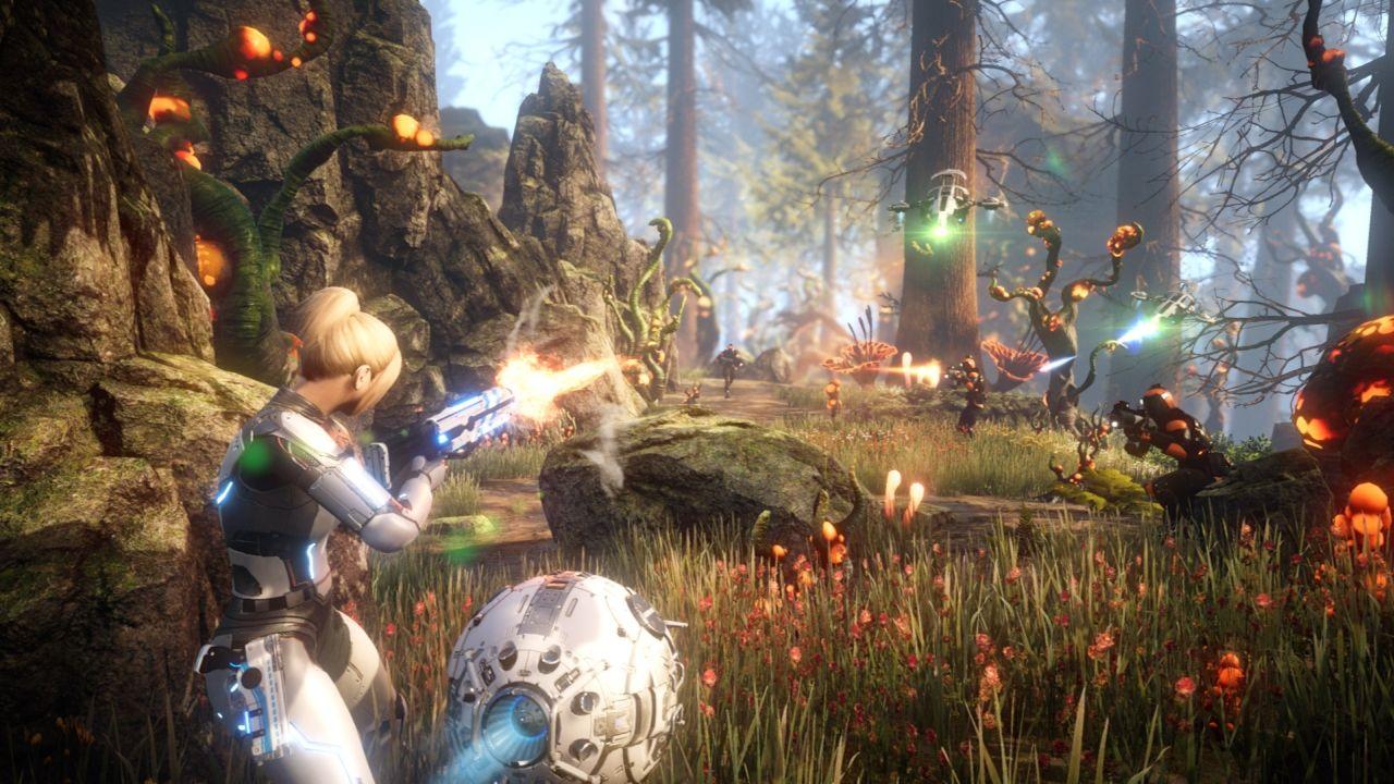 Screenshot from Everreach: Project Eden (4/6)
