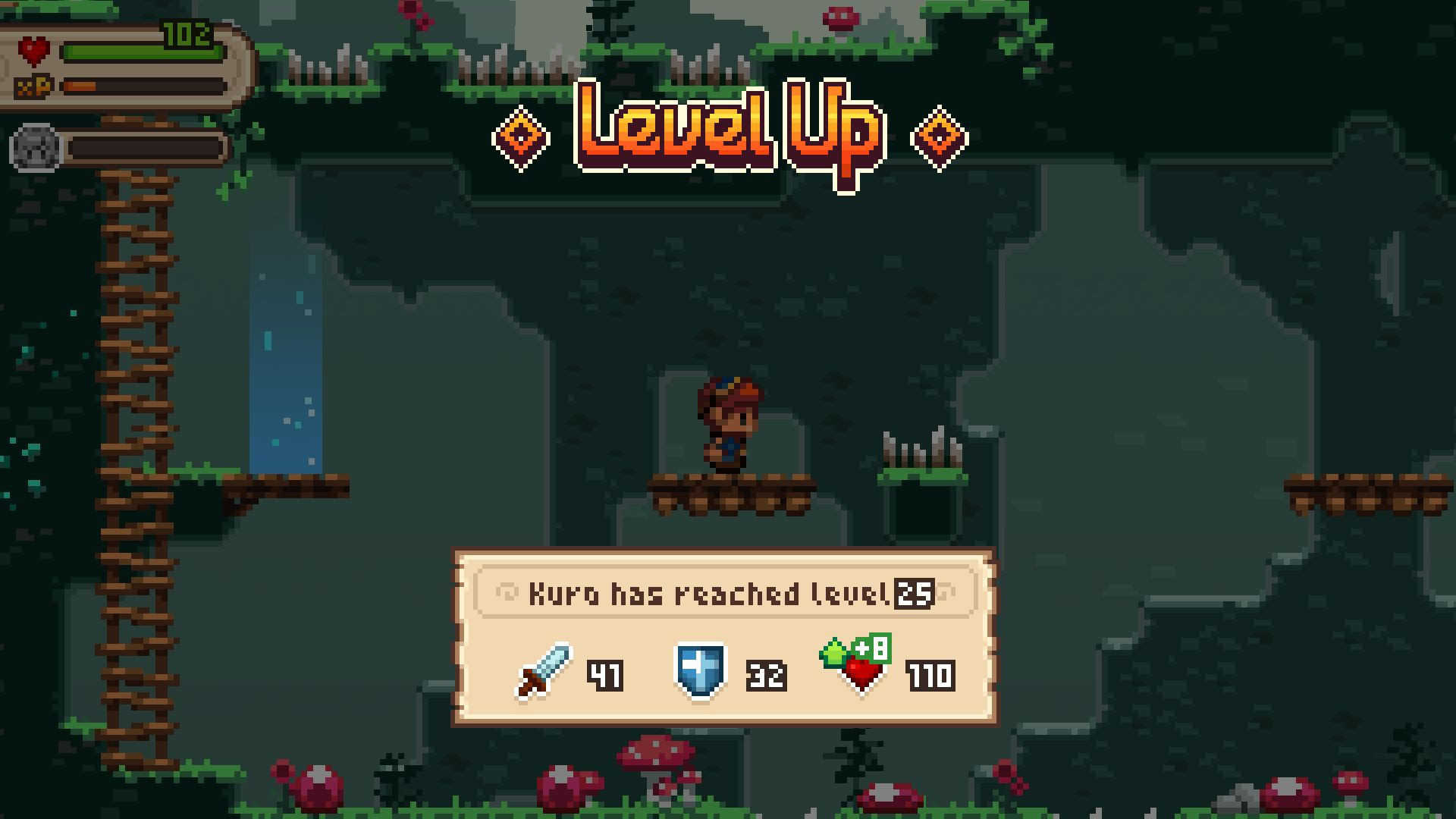 Screenshot from Evoland 2: A Slight Case of Spacetime Continuum Disorder (4/6)