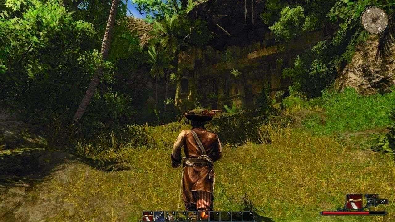 Screenshot from Risen 2: Dark Waters (8/10)