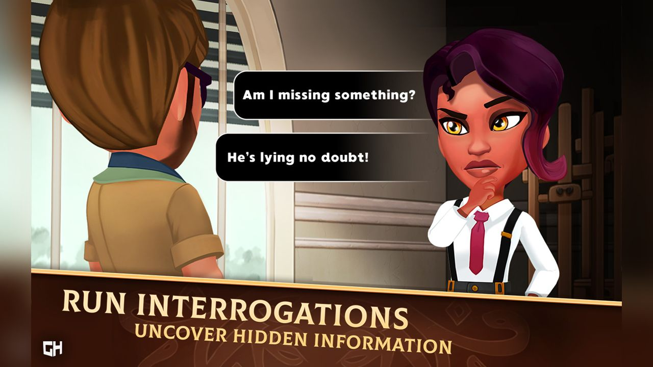Screenshot from Detective Jackie - Mystic Case (4/5)