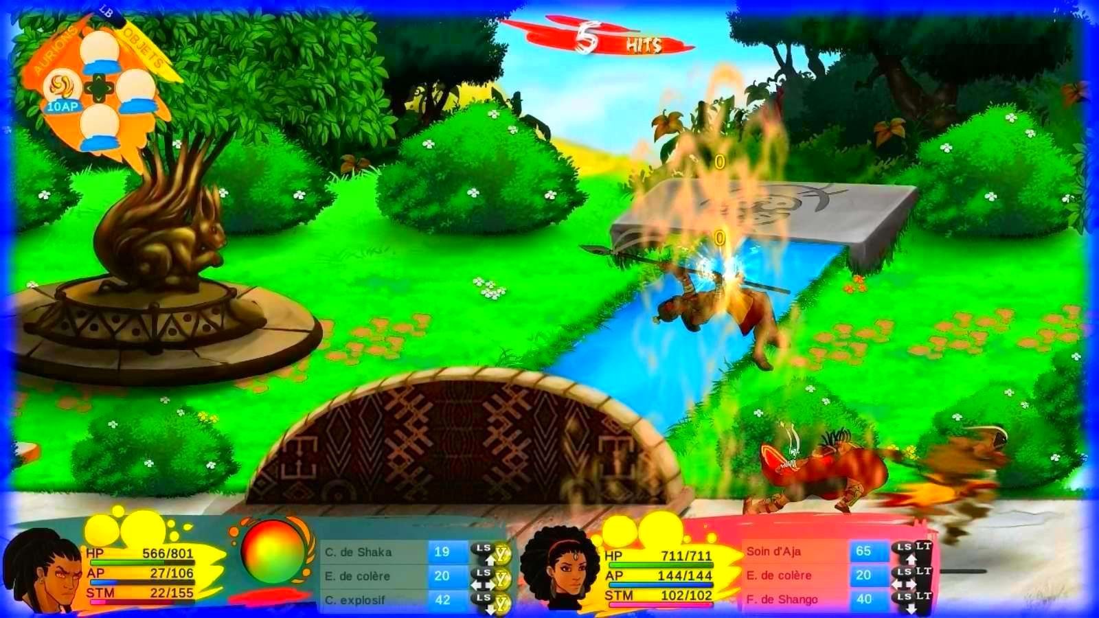 Screenshot from Aurion: Legacy of the Kori-Odan (1/5)