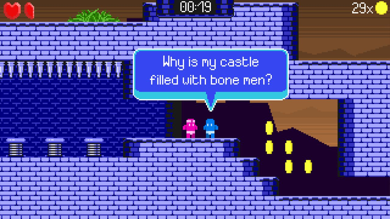 Screenshot from Super Skull Smash GO! 2 Turbo (6/8)