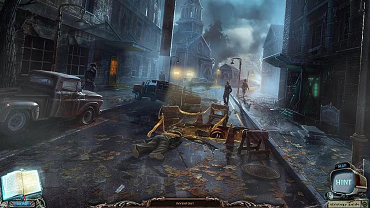 Screenshot from Forbidden Secrets: Alien Town Collector's Edition (1/5)