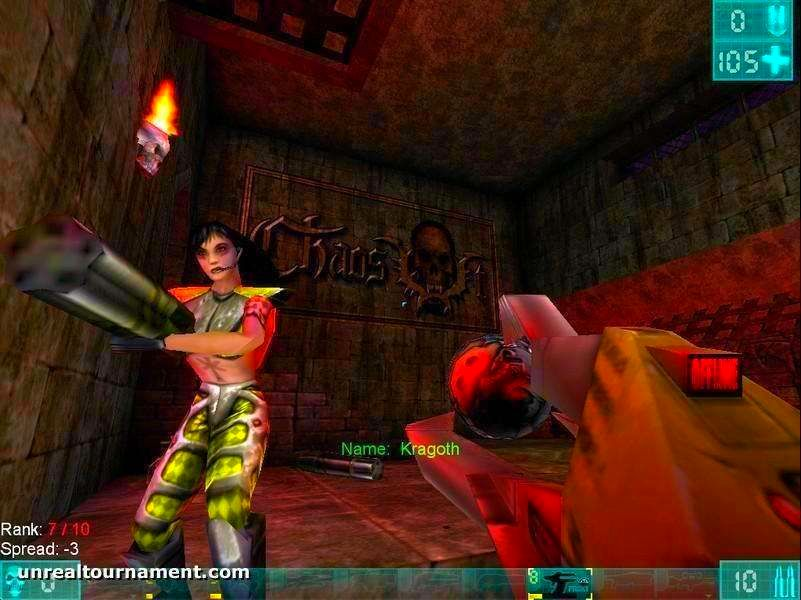 Screenshot from Unreal Tournament: Game of the Year Edition (9/10)