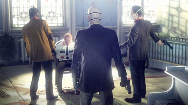 Screenshot from Hitman: Absolution (5/9)