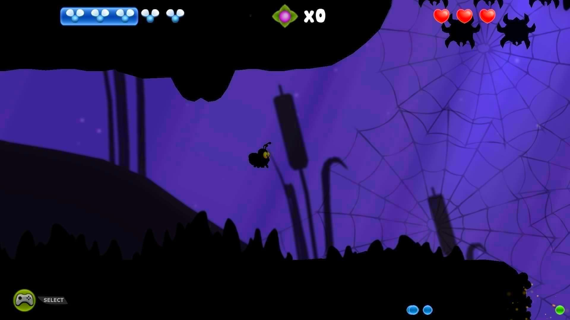 Screenshot from Shiny The Firefly (1/6)