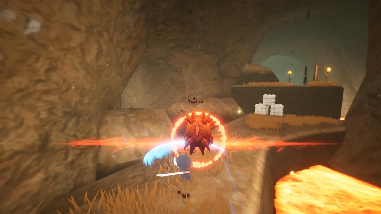 Screenshot from Blue Fire (5/5)