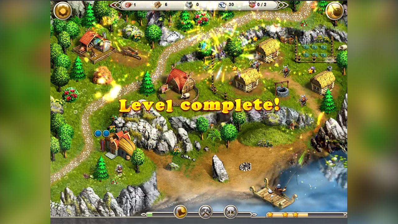 Screenshot from Viking Saga: The Cursed Ring (1/6)