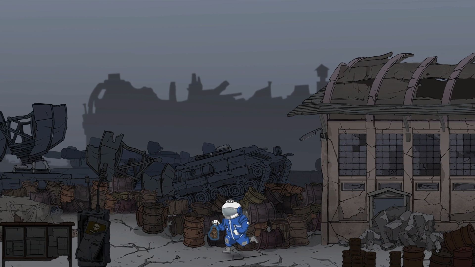 Screenshot from The Great Perhaps (1/10)