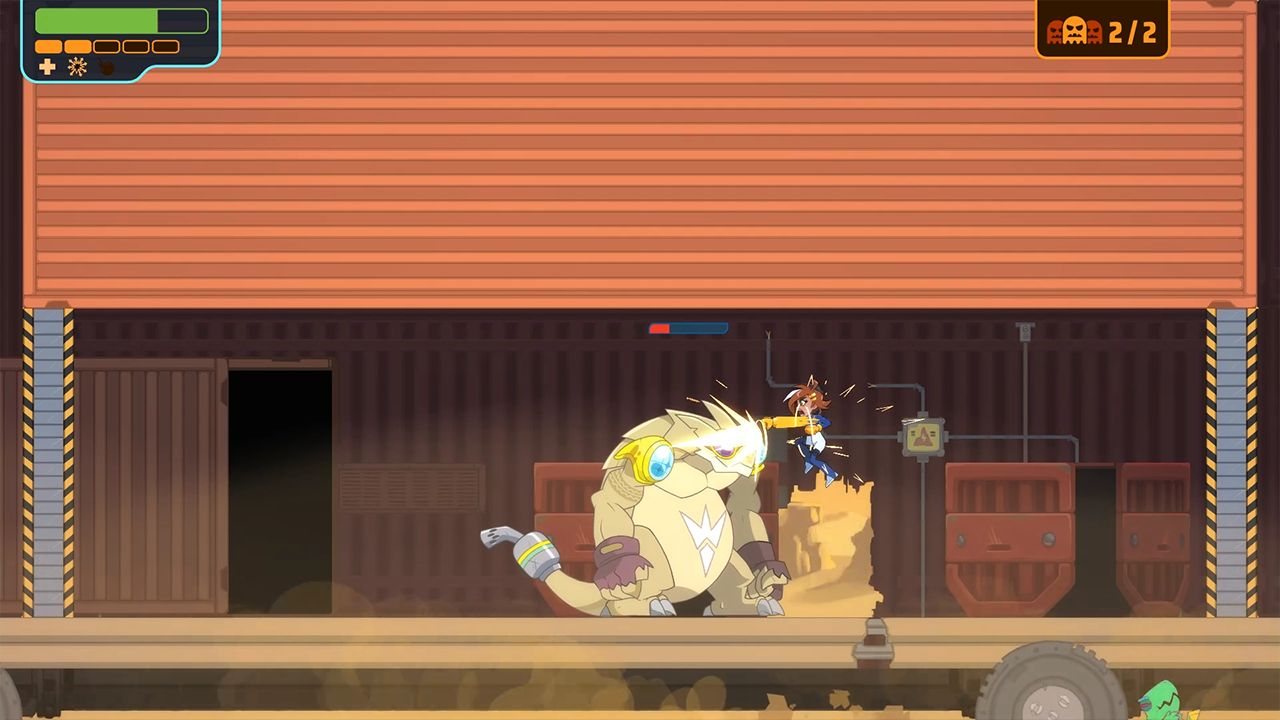 Screenshot from Double Cross (8/8)