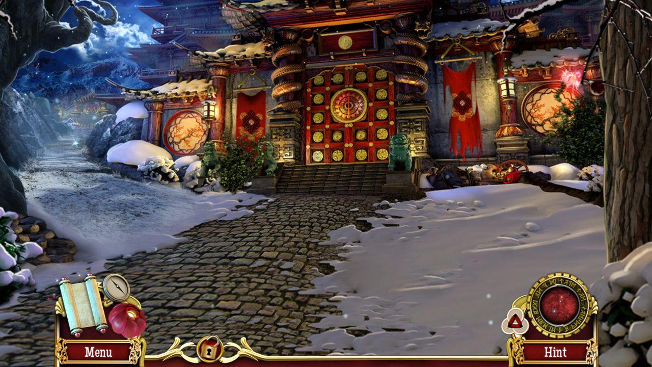 Screenshot from Tibetan Quest: Beyond the World's End (3/5)