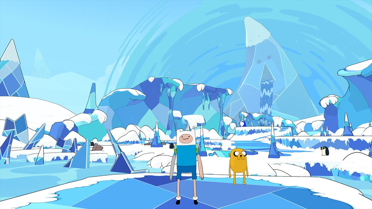 Screenshot from Adventure Time: Pirates of the Enchiridion (4/6)