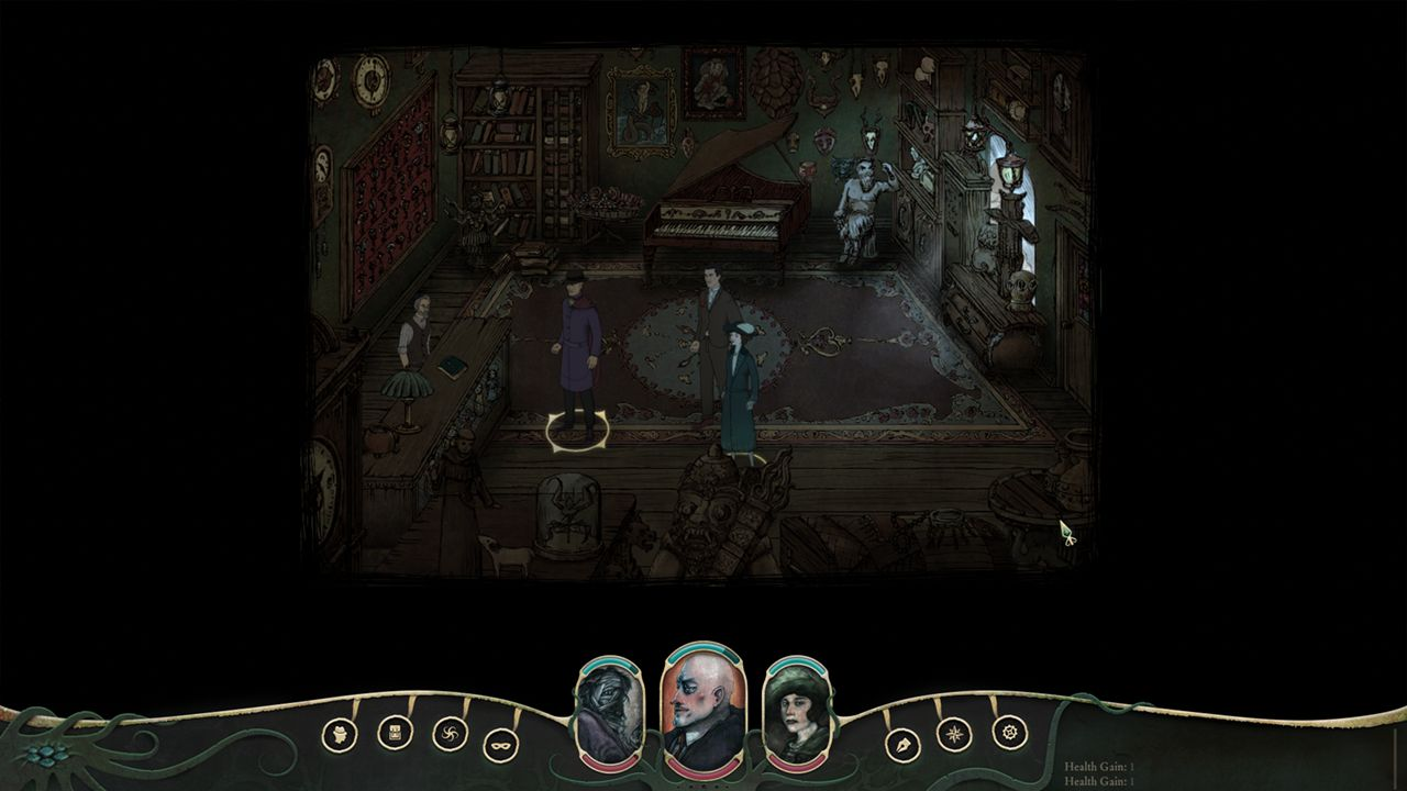 Screenshot from Stygian: Reign of the Old Ones (1/10)