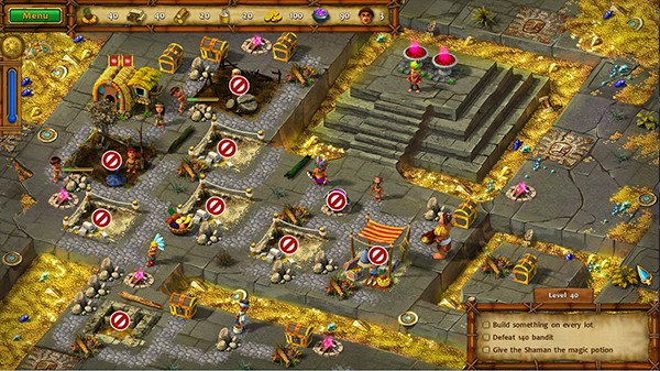 Screenshot from Moai 3: Trade Mission Collector's Edition (7/7)