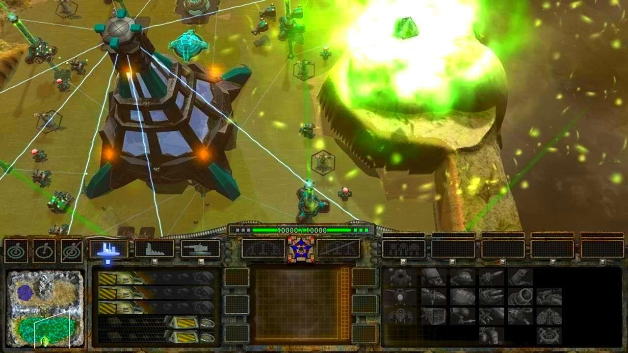 Screenshot from Perimeter: Emperor's Testament (1/6)