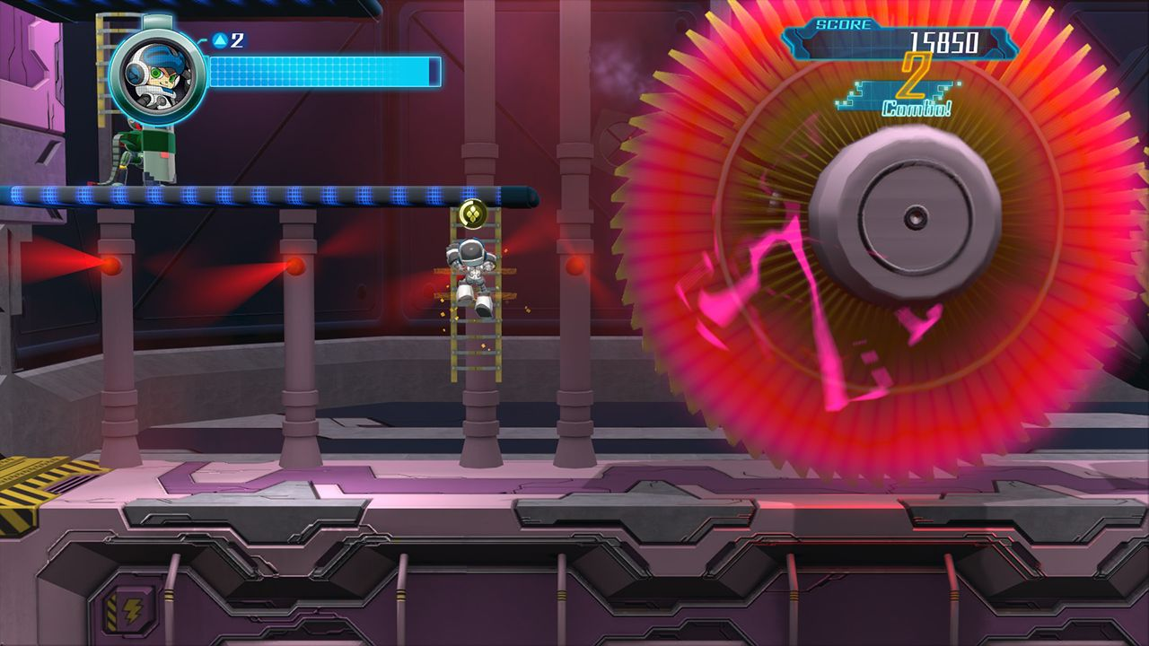 Screenshot from Mighty No. 9 (10/10)
