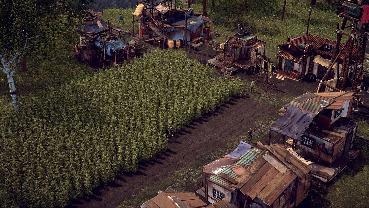 Screenshot from Endzone - A World Apart (1/10)