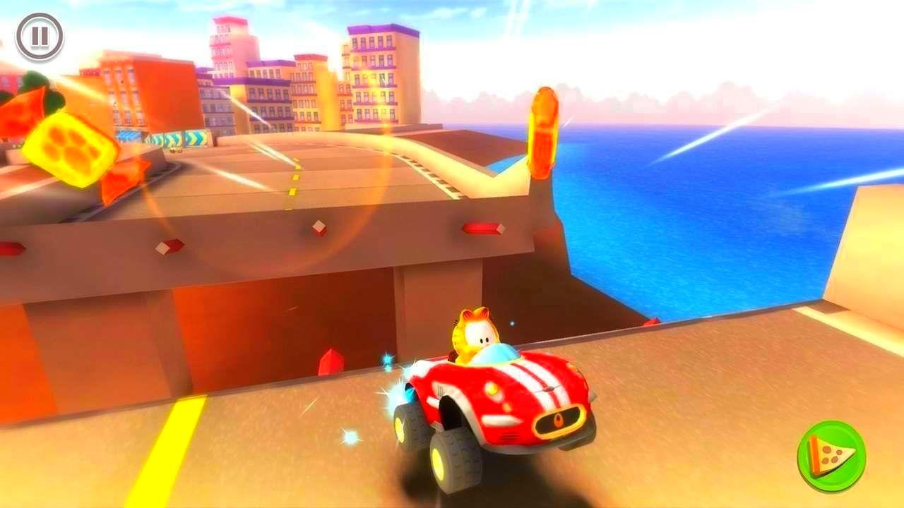 Screenshot from Garfield Kart (4/10)
