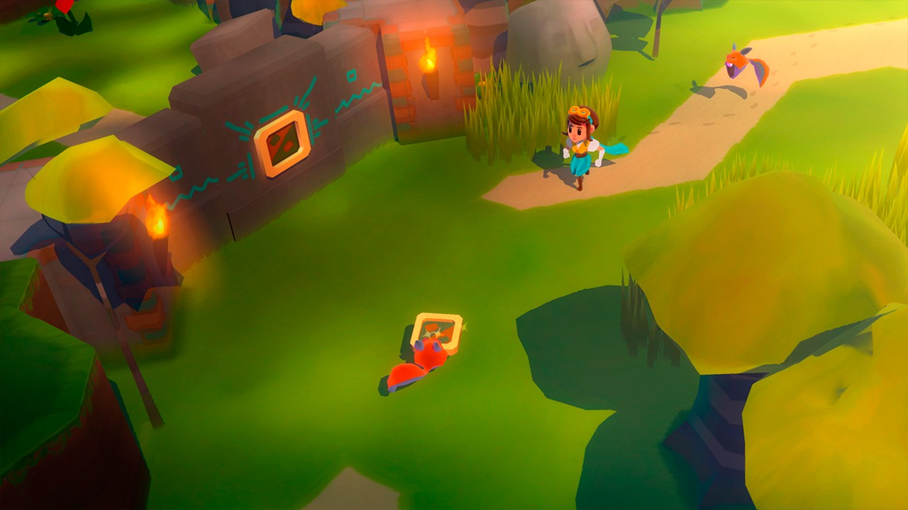 Screenshot from World to the West (8/9)