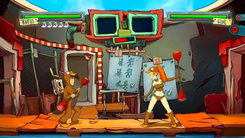 608161-chaos-on-deponia-windows-screenshot-fight.jpg