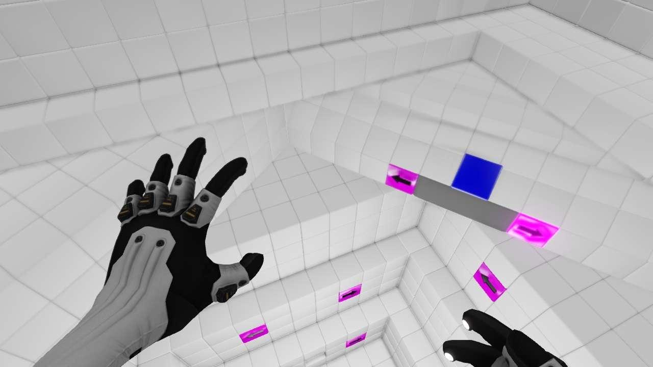 Screenshot from Q.U.B.E. Director's Cut (2/10)