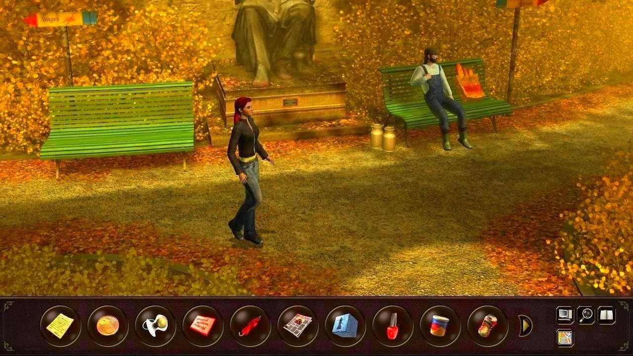 Screenshot from Secret Files 2: Puritas Cordis (1/10)