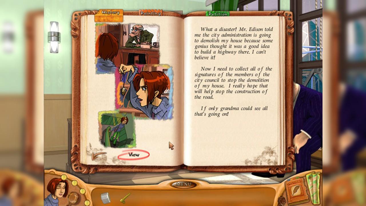 Screenshot from Natalie Brooks: Secrets Of Treasure House (1/5)