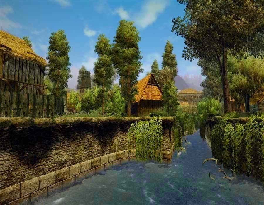 Screenshot from Gothic 3 (3/5)