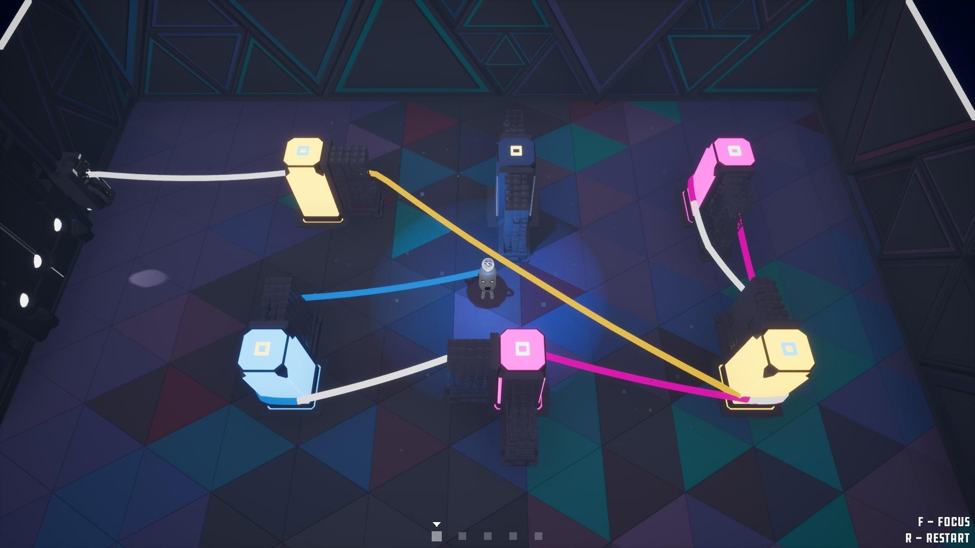 Screenshot from Filament (1/7)