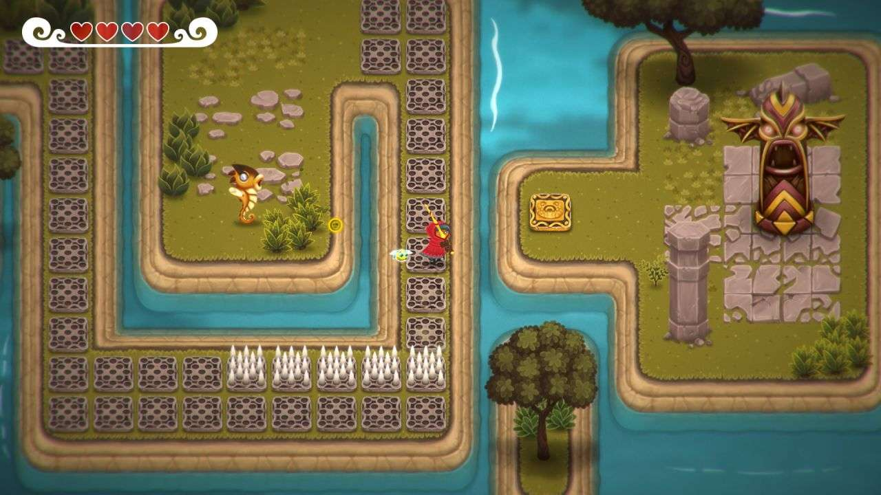 Screenshot from Legend of the Skyfish (2/9)