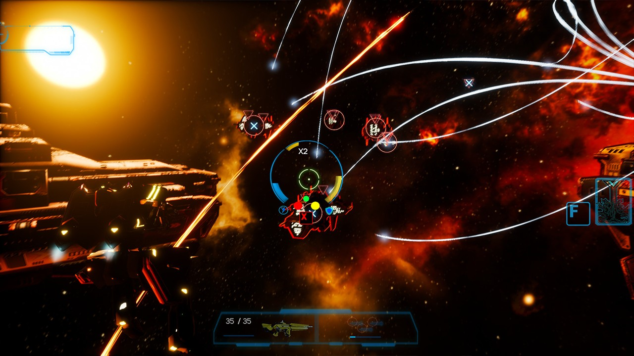 Screenshot from Omnibion War (1/9)