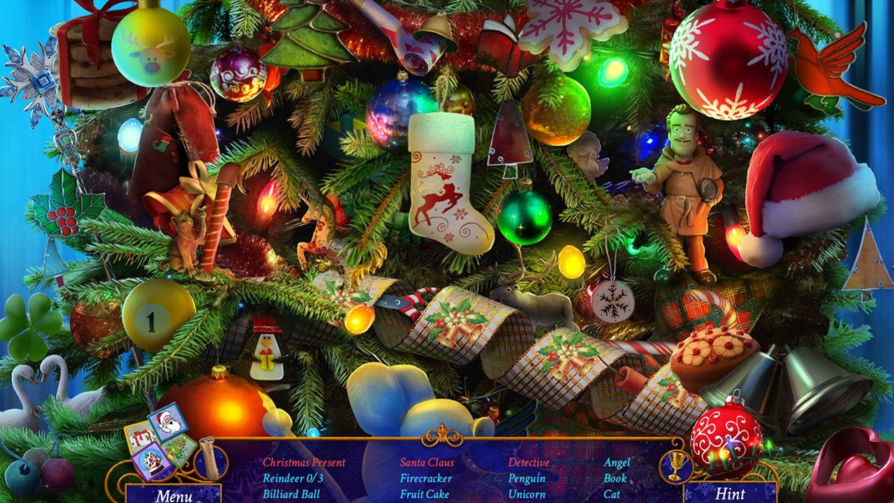Screenshot from Yuletide Legends: Who Framed Santa Claus (5/7)