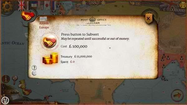 Screenshot from Colonial Conquest (2/5)
