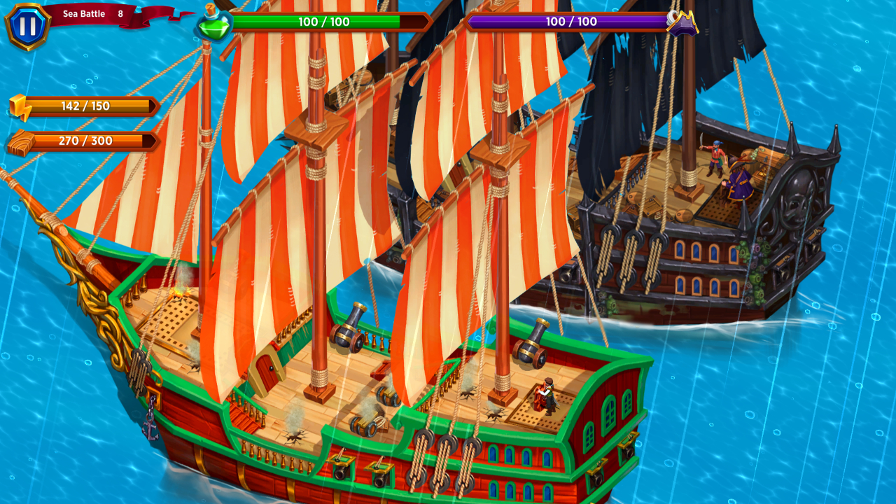 Screenshot from Merchants of the Caribbean Collector's Edition (1/5)