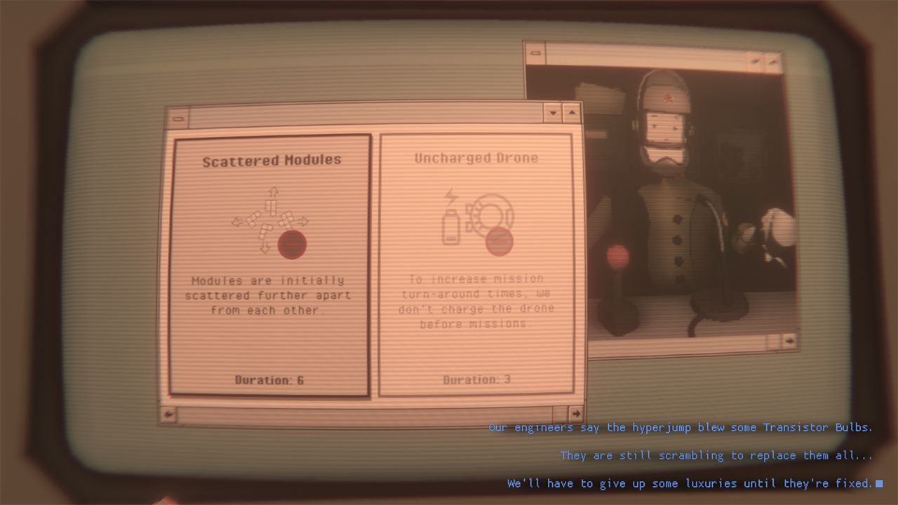 Screenshot from Kosmokrats (8/8)