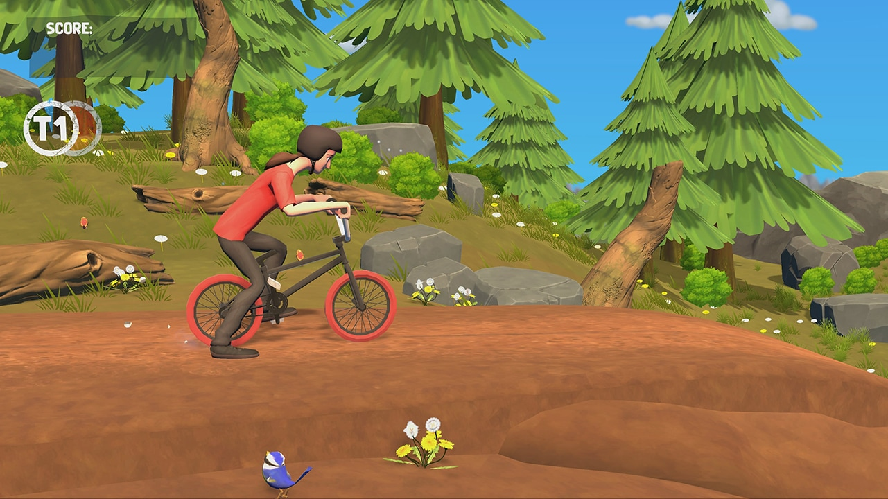 Screenshot from Pumped BMX Pro (2/5)